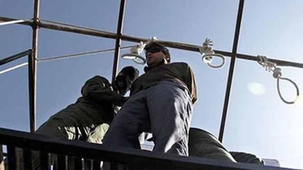 """Ιράν: Εκτελέστηκαν τρεις άνδρες που είχαν καταδικαστεί για """"τρομοκρατία"""" και φόνους"""