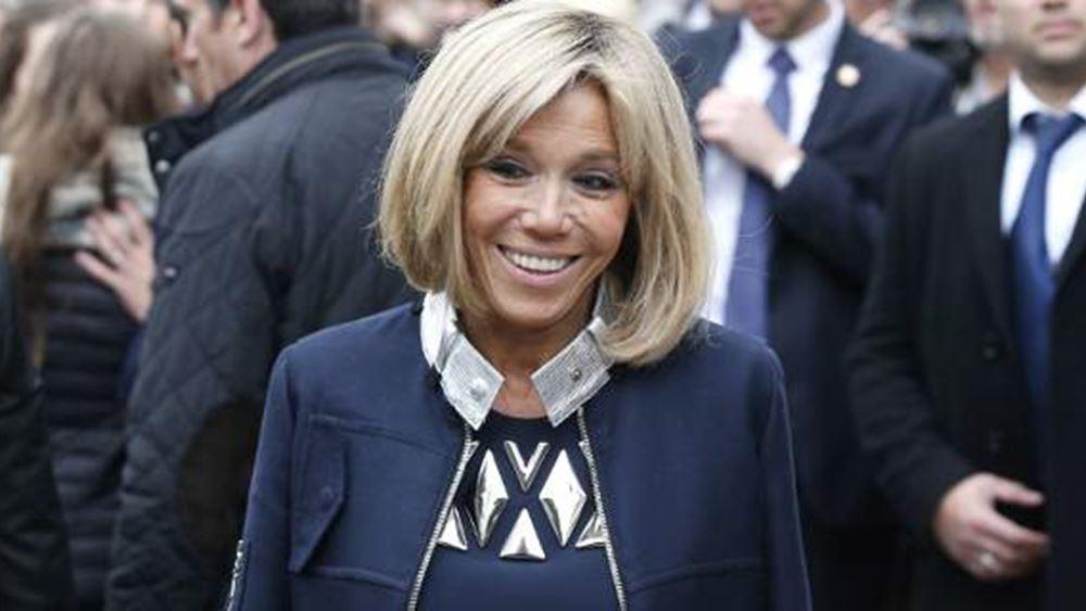 Γαλλία: Η Μπριζίτ Μακρόν είχε βρεθεί θετική στον κορονοϊό