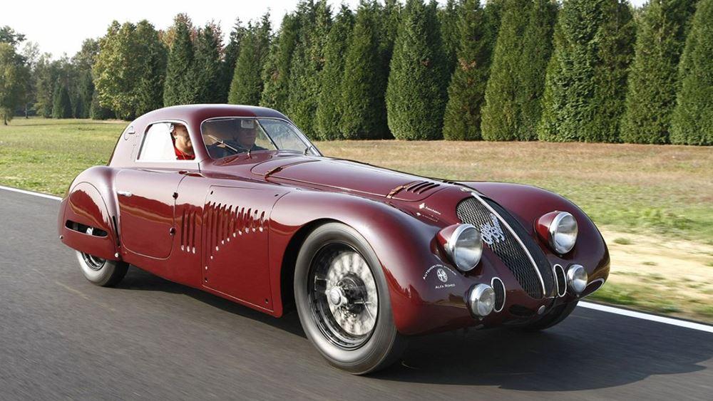 Οι καλλονές της Alfa Romeo στην πασαρέλα της Ρώμης