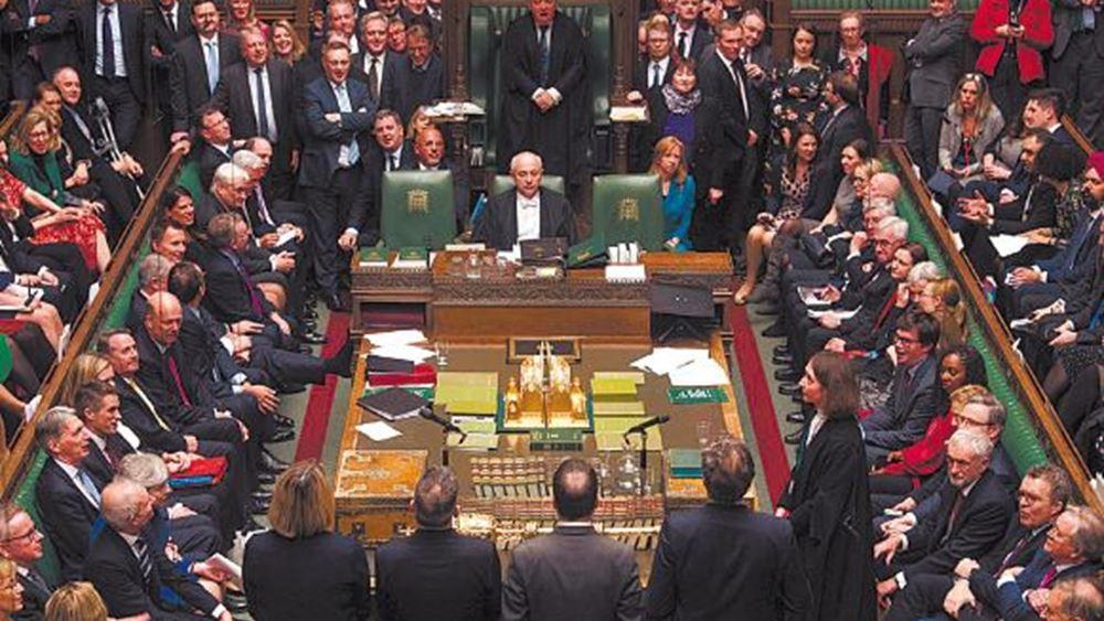 Βρετανία: Οι Εργατικοί προωθούν πρόταση για έλεγχο της κοινοβουλευτικής ατζέντας
