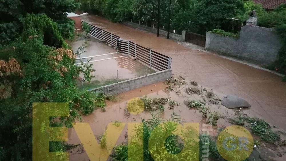 Προκαταρκτική εξέταση από τον εισαγγελέα Χαλκίδας για τις φονικές πλημμύρες στην Εύβοια