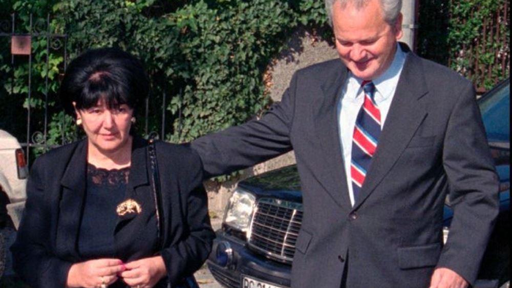 Η χήρα του Μιλόσεβιτς ετάφη δίπλα του στη Σερβία