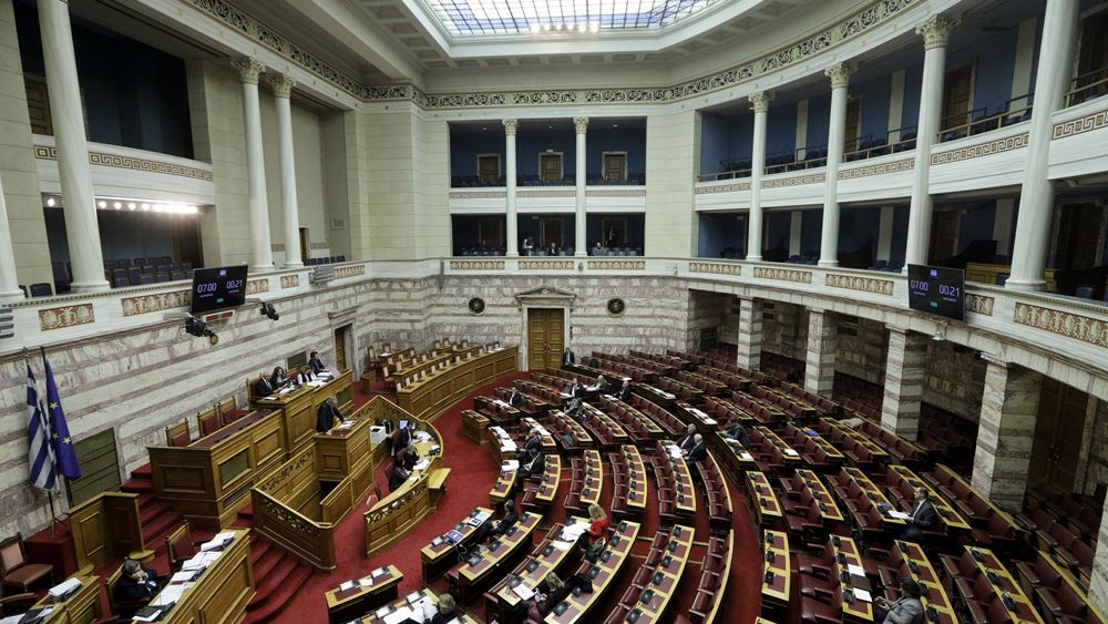 """Βουλή: Με ενός λεπτού σιγή και ομόφωνη δήλωση """"δεν ξεχνάμε"""", η Ολομέλεια τίμησε την Ημέρα Μνήμης της Γενοκτονίας των Ελλήνων του Πόντου"""