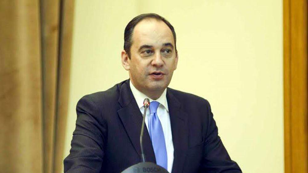 Διμερείς επαφές του υπουργού Ναυτιλίας Ι. Πλακιωτάκη στο Λονδίνο