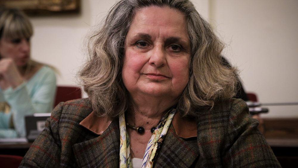 Αναρμόδια για να ελέγξει την προέλευση του χρήματος στην υπόθεση ΔΕΠΑ-ELFE δήλωσε η A. Ζαΐρη