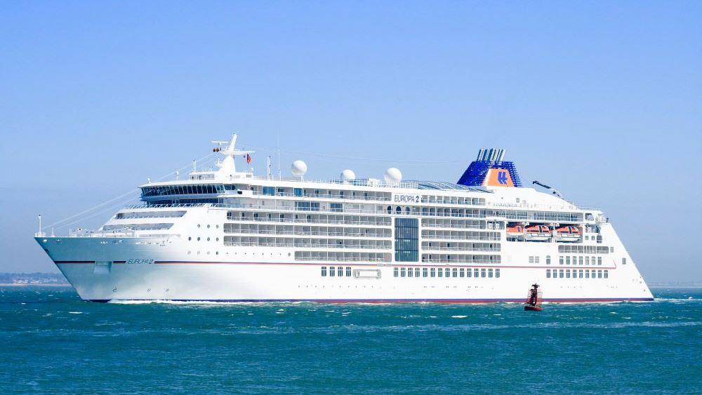 Με 340 επιβάτες αναχωρεί από το λιμάνι του Ηρακλείου το δεύτερο κρουαζιερόπλοιο της σεζόν