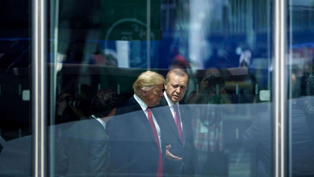 Αποκαλύψεις στο βιβλίο του Μπολτον: Πώς ο Ερντογάν έκανε ό,τι ήθελε τον Τραμπ