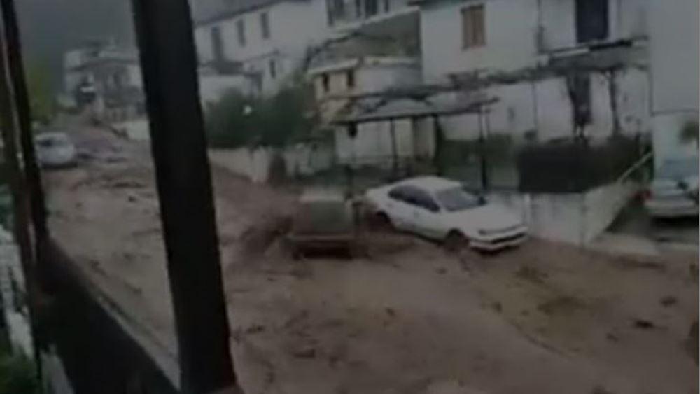 Κακοκαιρία Γηρυώνης: Προβλήματα σε ακτοπλοϊκά δρομολόγια στη βόρεια Ελλάδα