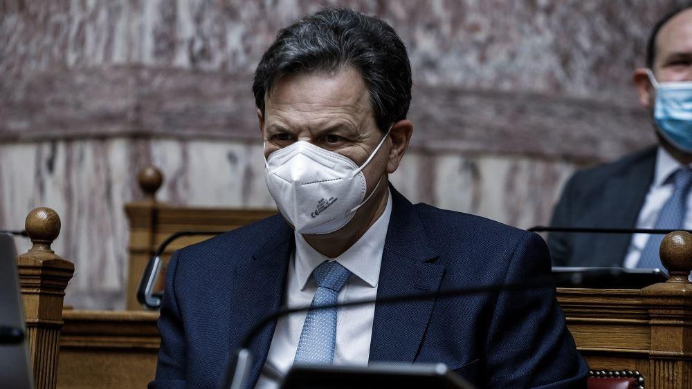 Το Εθνικού Σχεδίου Ανάκαμψης παρουσίασε ο Θ. Σκυλακάκης στις Διαρκείς Επιτροπές της Βουλής