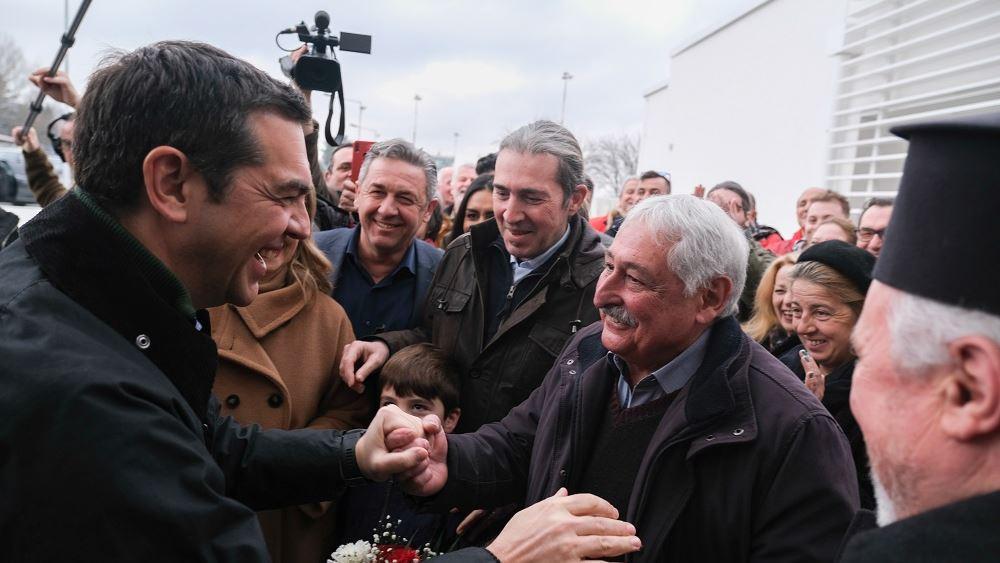 Τσίπρας: Οι μισθωτοί και οι συνταξιούχοι πλήρωσαν το μάρμαρο της κρίσης