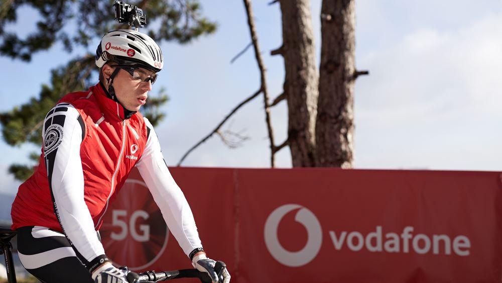 To Vodafone Giga Network 5G φέρνει νέες δυνατότητες για όλους