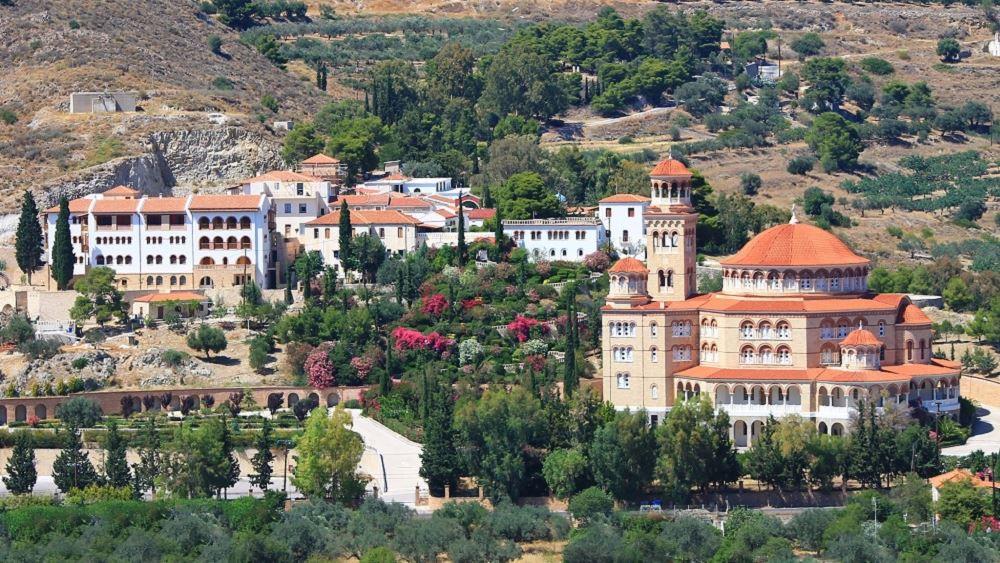 Μονή Αγίου Νεκταρίου: Σε καραντίνα οι μοναχές λόγω κορονοϊού - Κλειστοί οι ξενώνες