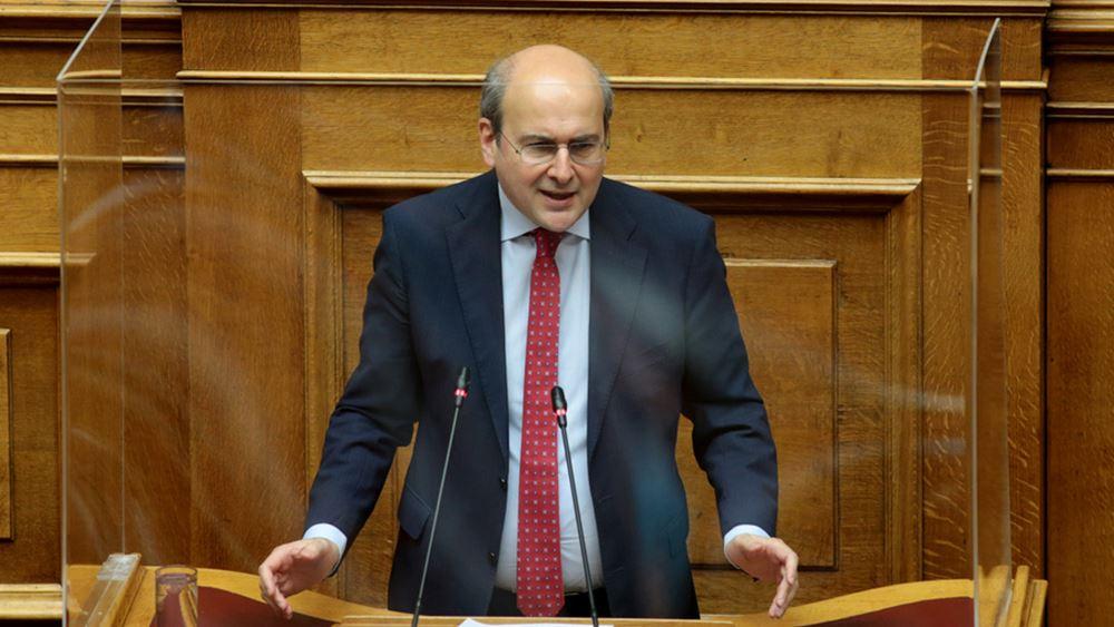 Κ. Χατζηδάκης: Εσείς με τους εργατοπατέρες, εμείς με την κοινωνία - Ο ΣΥΡΙΖΑ διεκδικεί τρόπαιο στο παγκόσμιο τουρνουά ψέματος
