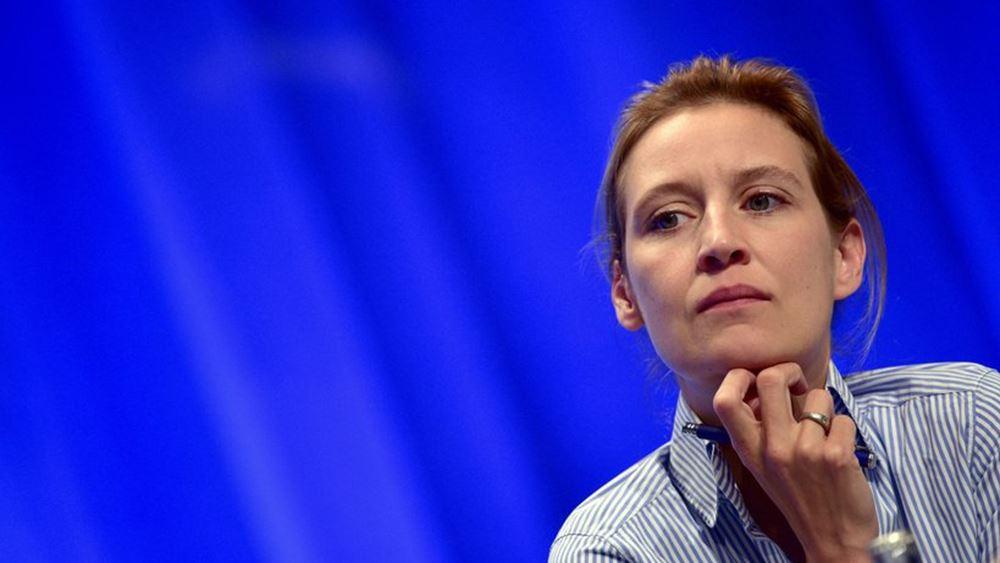 """Γερμανία: """"Πρότυπό μου η Margaret Thatcher"""", λέει η Weidel του ακροδεξιού AfD"""