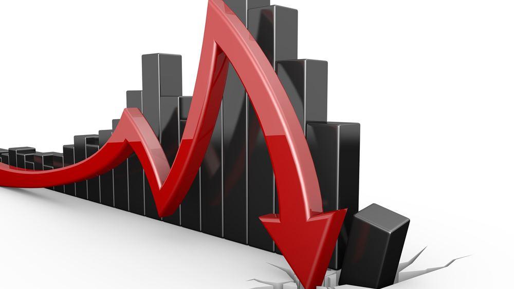 Wall Street: Βουτιά 450 μονάδων για τον Dow Jones -έχασε τις 26.000 μονάδες