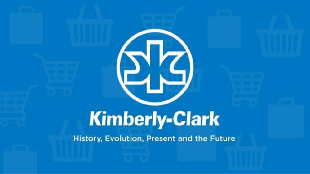 Κατά 4,5% υποχωρεί η μετοχή της Kimberly-Clark Corp στις προσυνεδριακές συναλλαγές