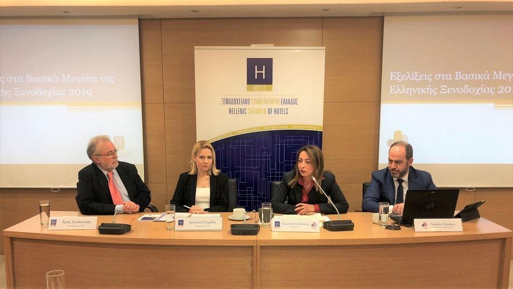 Επενδύσεις ύψους 2,9 δισ. ευρώ για ανακαινίσεις ξενοδοχείων την τελευταία διετία