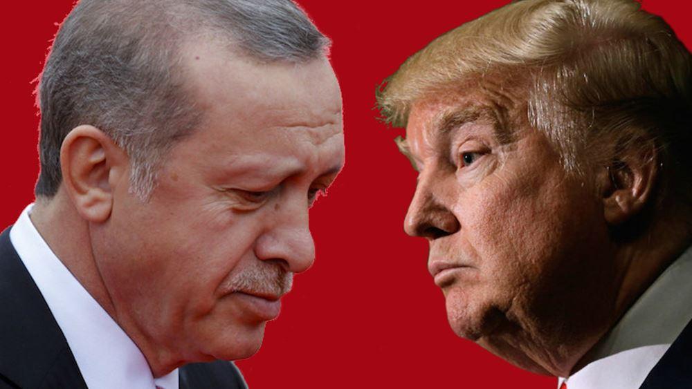 Ο Τραμπ ευχαρίστησε τον Ερντογάν για την αποφυλάκιση του επιστήμονα της NASA
