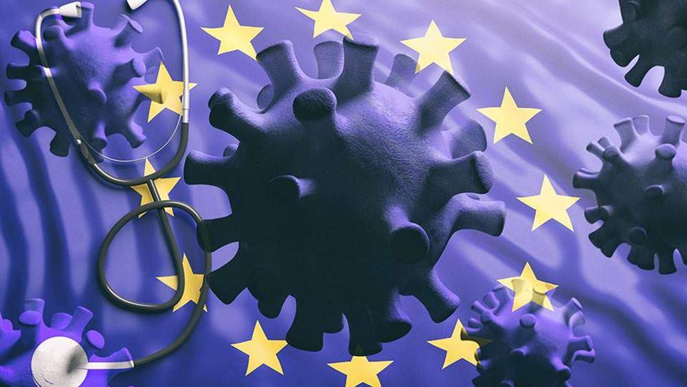 """Κορονοϊός: """"Μεγάλη ανησυχία"""" για επτά χώρες της ΕΕ εκφράζεται από το ECDC"""