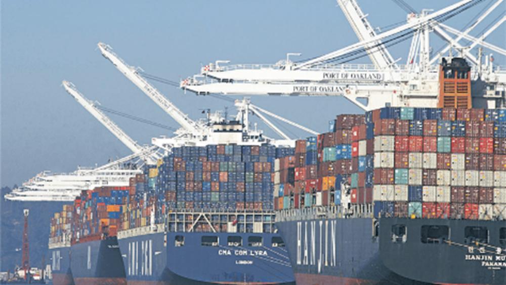 Εκτόξευση του κόστους των θαλάσσιων μεταφορών εμπορευμάτων