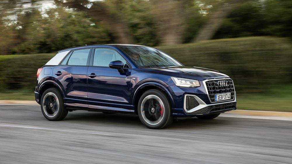 Το νέο Audi Q2 στην Ελλάδα
