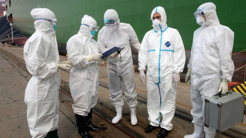 Κίνα: Νέα κρούσματα πνευμονίας από τον κοροναϊό