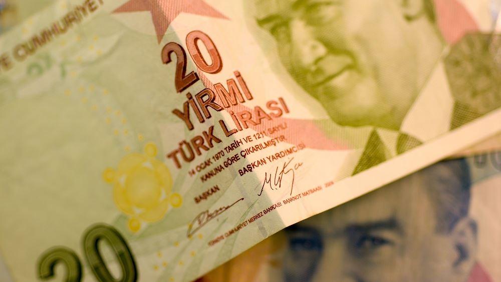 Τουρκία: Ενίσχυση της λίρας μετά τη δέσμευση της κεντρικής τράπεζας για διατήρηση της σφιχτής νομισματικής πολιτικής