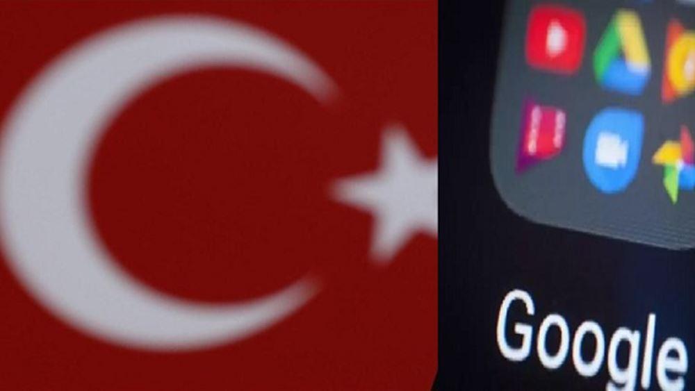 """Η Google """"κόβει"""" τις άδειες για νέα μοντέλα Android τηλεφώνων που θα πωλούνται στην Τουρκία"""