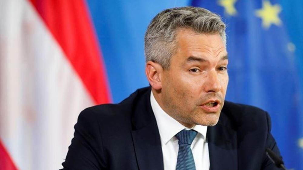 Στην Αθήνα την Τρίτη ο Αυστριακός υπουργός Εσωτερικών Κ.Νέχαμερ