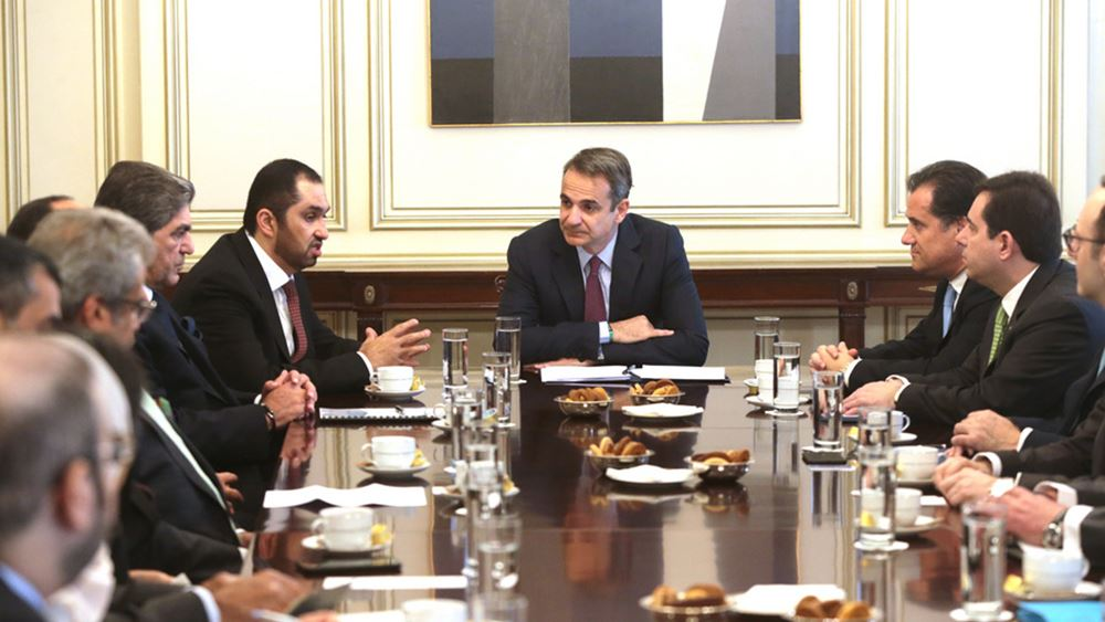 Κ. Μητσοτάκης: Η Ελλάδα είναι ανοιχτή σε επενδύσεις