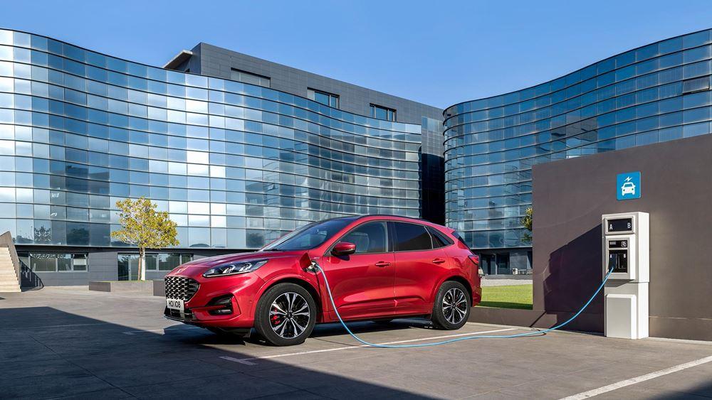 Αυτά είναι τα τεχνικά χαρακτηριστικά του νέου Ford Kuga