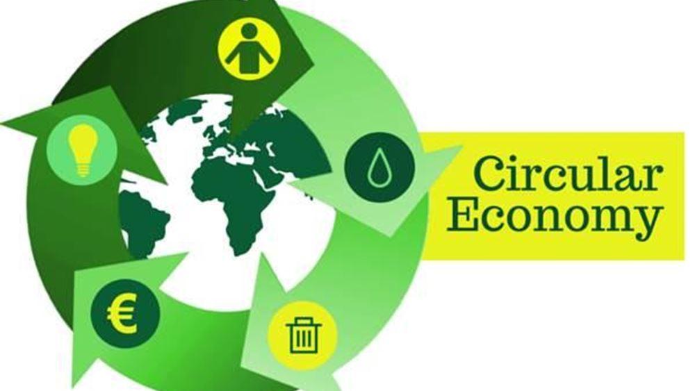 Η προώθηση της κυκλικής οικονομίας επί τάπητος, στην τρίτη συνεδρίαση του Εθνικού Συμβουλίου