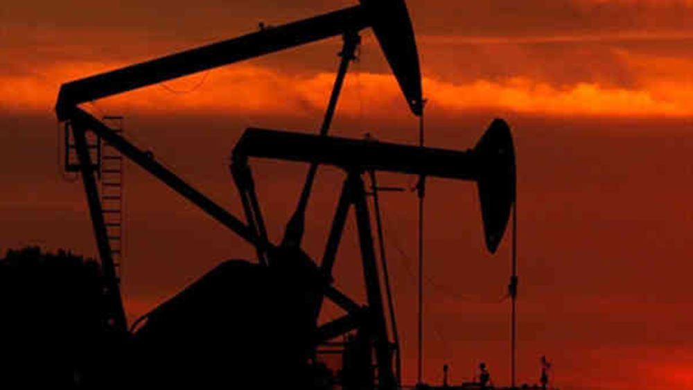Πετρέλαιο: Σε υψηλό σχεδόν τριών εβδομάδων το WTI