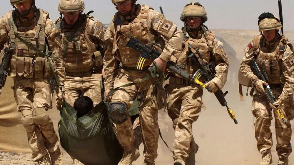 Βρετανία: Στέλνει προσωρινά 600 στρατιώτες στο Αφγανιστάν για την ασφαλή απομάκρυνση Βρετανών πολιτών