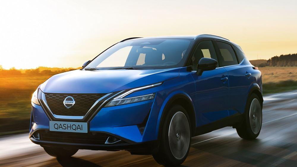 Αποκάλυψη για το νέο Nissan Qashqai