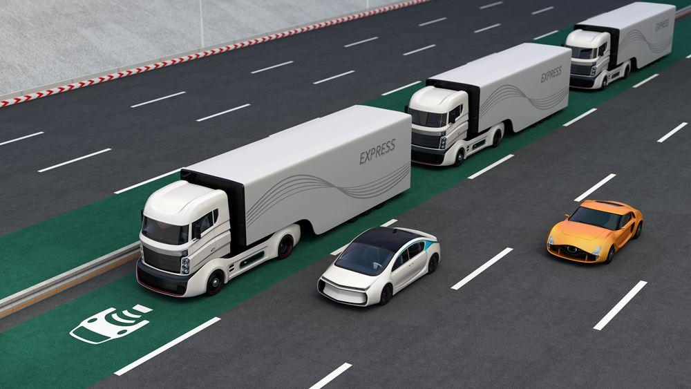"""Ποια είναι η start-up που """"νίκησε"""" την Tesla με το πρώτο αυτόνομο ηλεκτρικό φορτηγό της"""