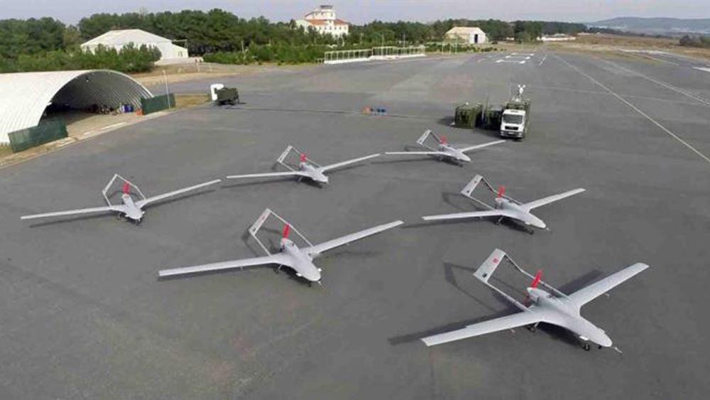 Κύπρος: Τουρκικά drones για την προστασία Φατίχ και Μπαρμπαρός