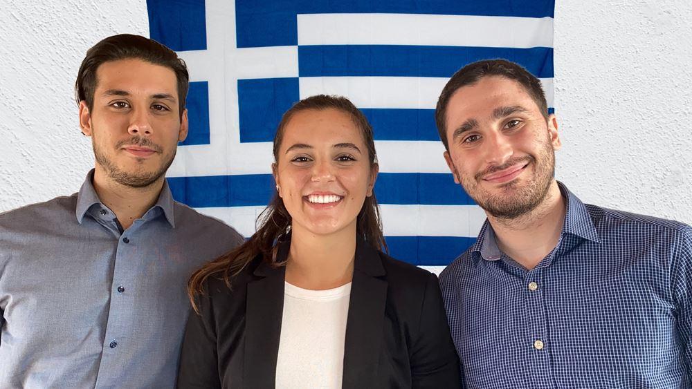Τρία Ευρωπαϊκά Βραβεία απέσπασαν οι φοιτητές του Τμήματος Διοικητικής Επιστήμης και Τεχνολογίας του Ο.Π.Α