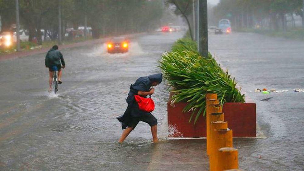 Φιλιππίνες: Τους 28 έφτασαν οι νεκροί από τον τυφώνα Φανφόν