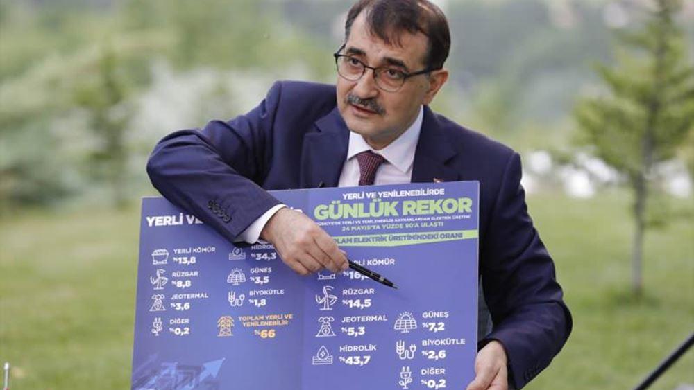 Ντονμέζ: Σήμερα το Ορούτς Ρέις ξεκινάει έρευνες στην Ανατολική Μεσόγειο