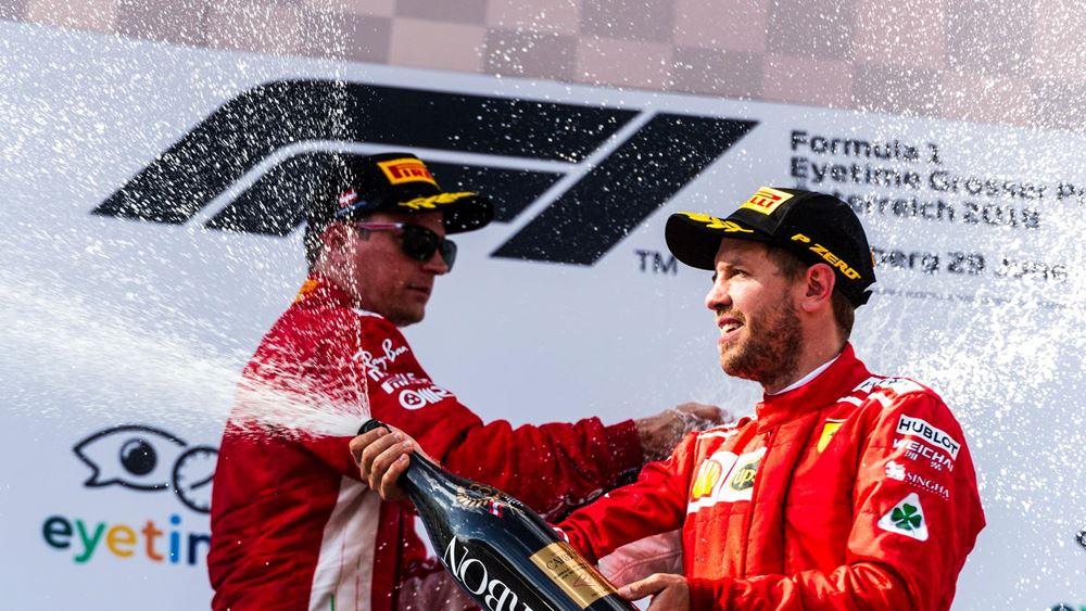 Ο Vettel δεν θα είναι στην Ferrari το 2021