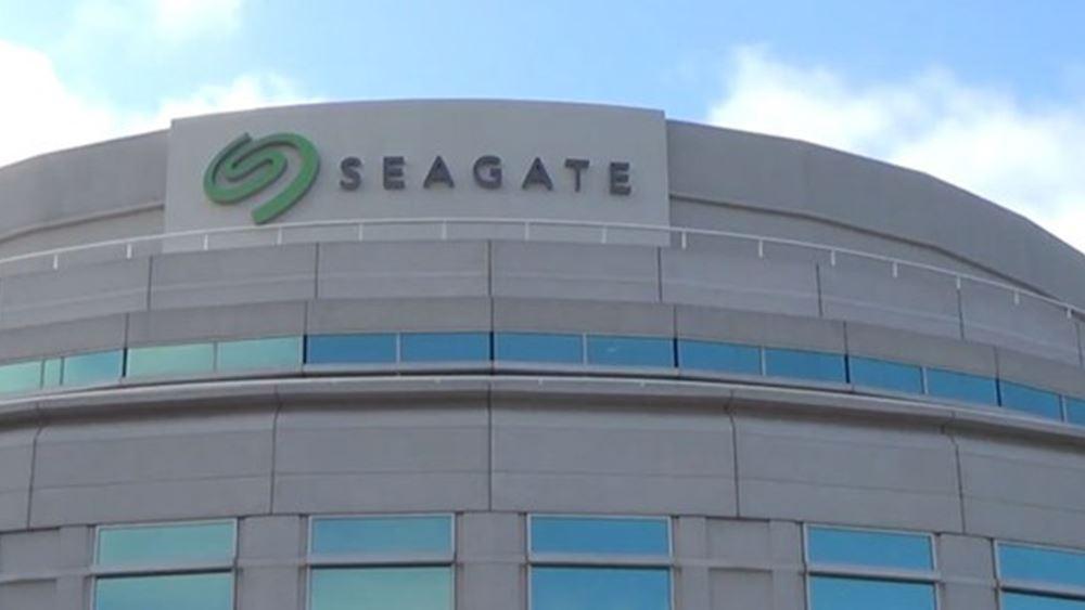 Seagate Technology: Σε πολυετή υψηλά και καλύτερα των εκτιμήσεων τα κέρδη και έσοδα τριμήνου