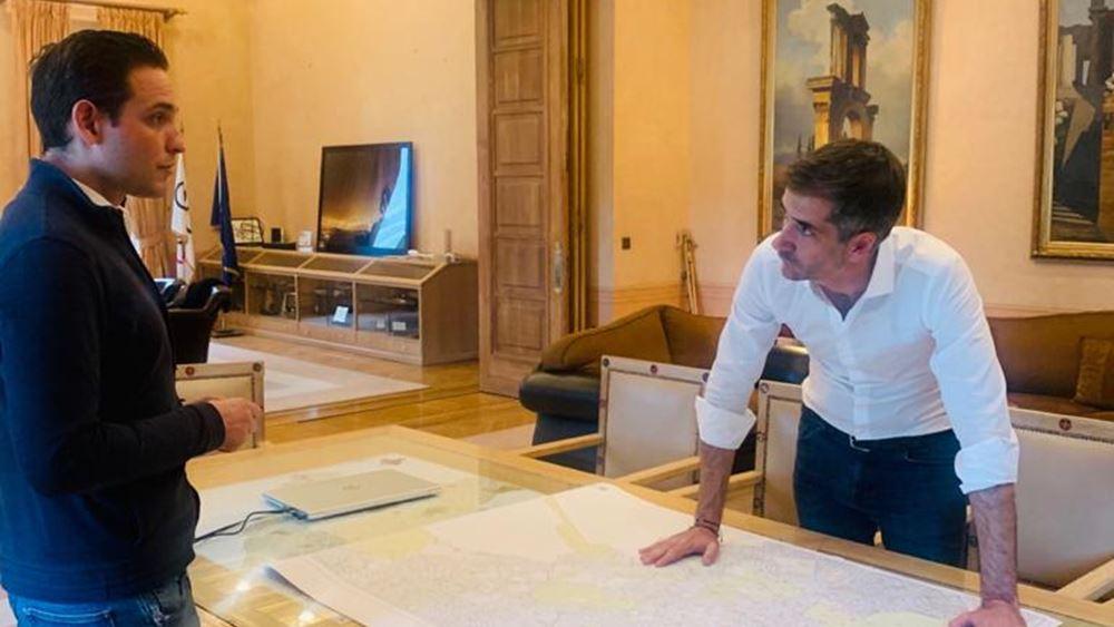 Άμεσες παρεμβάσεις του Δήμου Αθηναίων σε 2000 σημεία που έχουν αναφερθεί τεχνικά προβλήματα