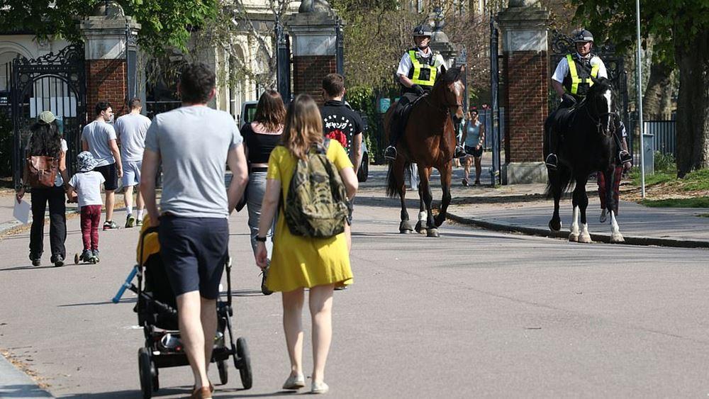 Από τις 8 Ιουνίου καραντίνα 14 ημερών για όποιον εισέρχεται στη Βρετανία