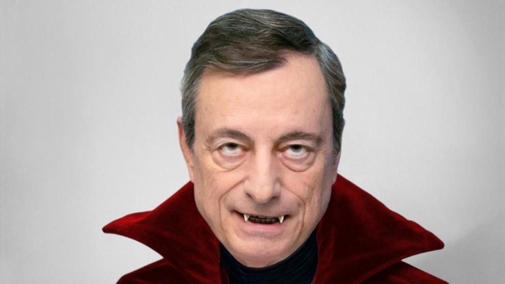 "Bild: ""Ο κόμης...Ντράγκουλας ρουφάει το αίμα των καταθέσεών μας"""