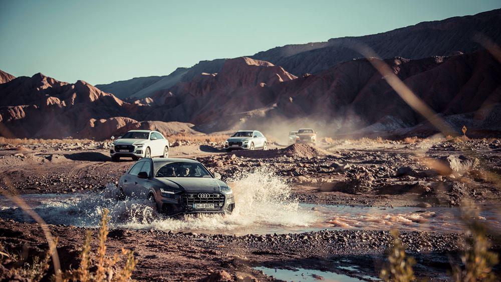 Διαχρονική προσήλωση της Audi στην απόλυτη ποιότητα (vid.)