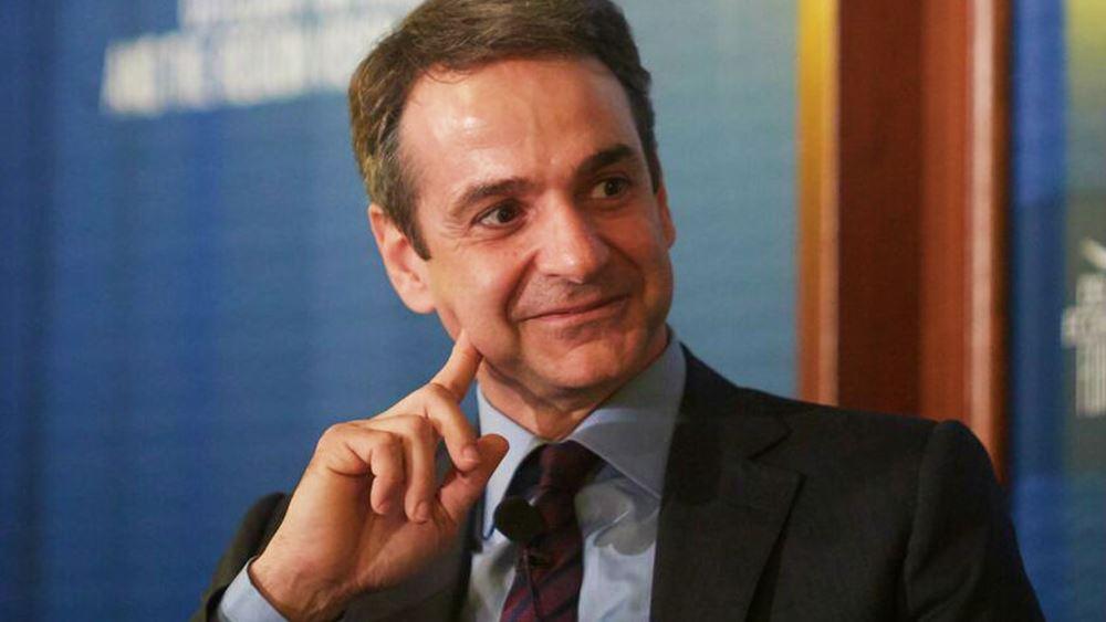 Ψήφος εμπιστοσύνης από τους επενδυτές στον Κ. Μητσοτάκη