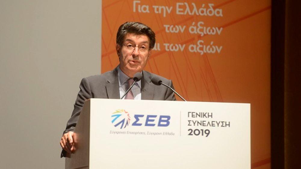 Φέσσας: Οι επιχειρήσεις μπορούν και θέλουν να στηρίξουν την ελληνική οικονομία