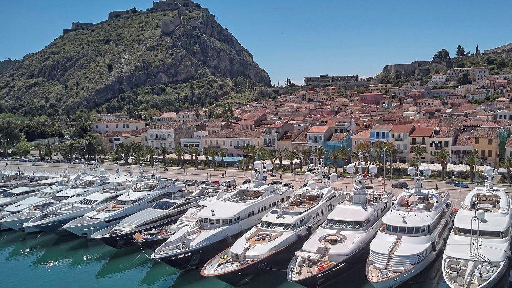 Ακυρώνεται το Mediterranean Yacht Show 2021