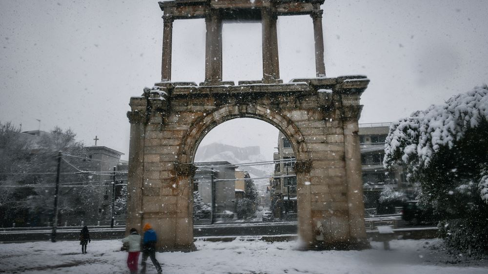 Ισχυρός παγετός αναμένεται αύριο σε μεγάλο μέρος της Ελλάδας και ολικός στη Δυτική Μακεδονία